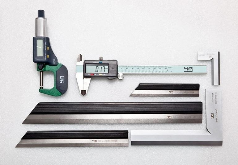 Слесарные измерительные приборы