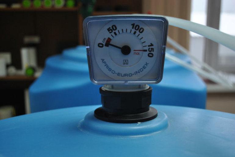 Датчики уровня жидкости