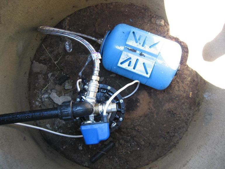 Виды используемых гидроаккумуляторов