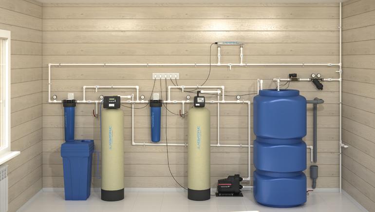 Картинки по запросу Водоочистительные установки - виды и применение