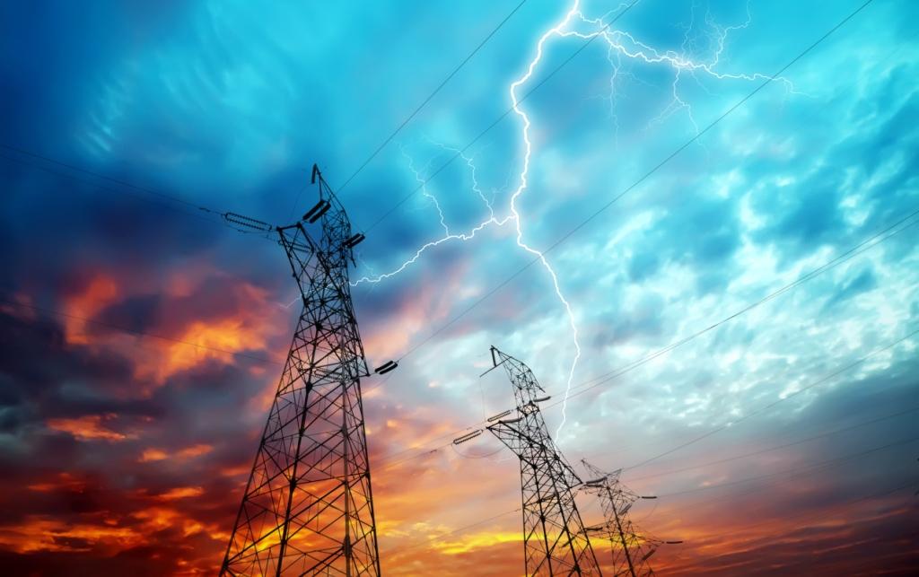 Накопление энергии в электросети - как это работает