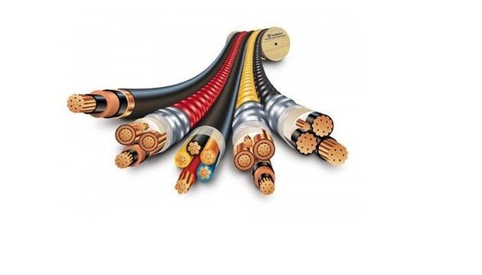 сечение кабеля по мощности таблица 220 медь