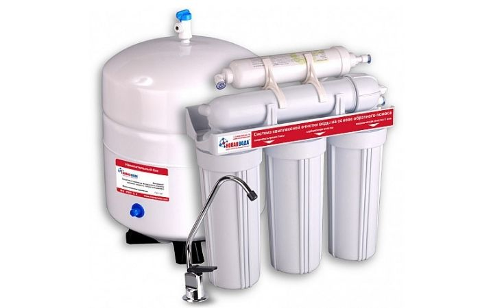 фильтр для жесткой воды в частном доме