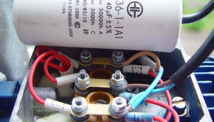 как подключить 3х фазный двигатель на 380