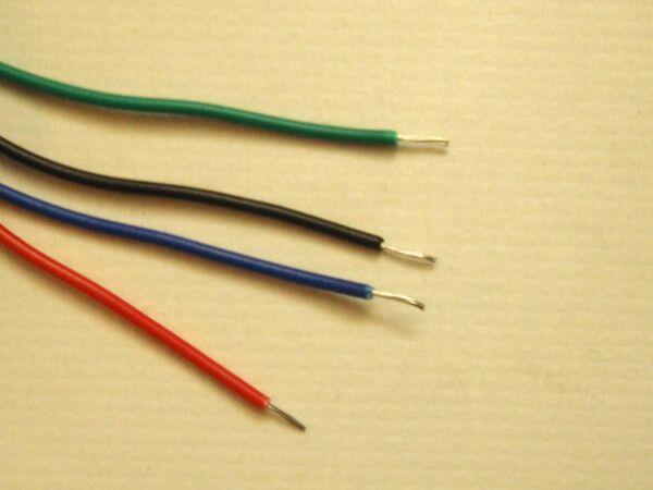 обозначение проводов по цвету в электрике