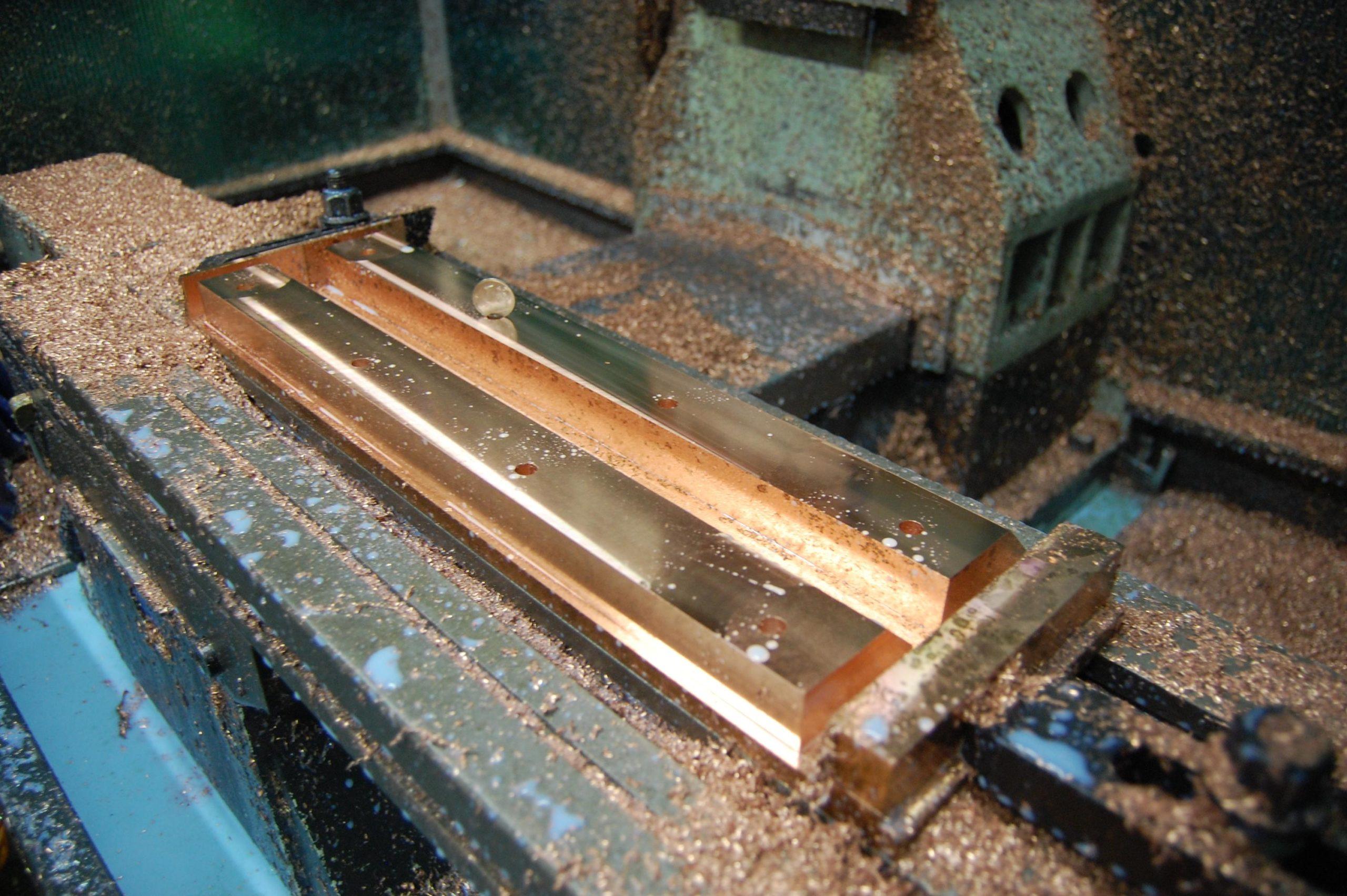 Фрезерная обработка деталей и материалов - основные понятия